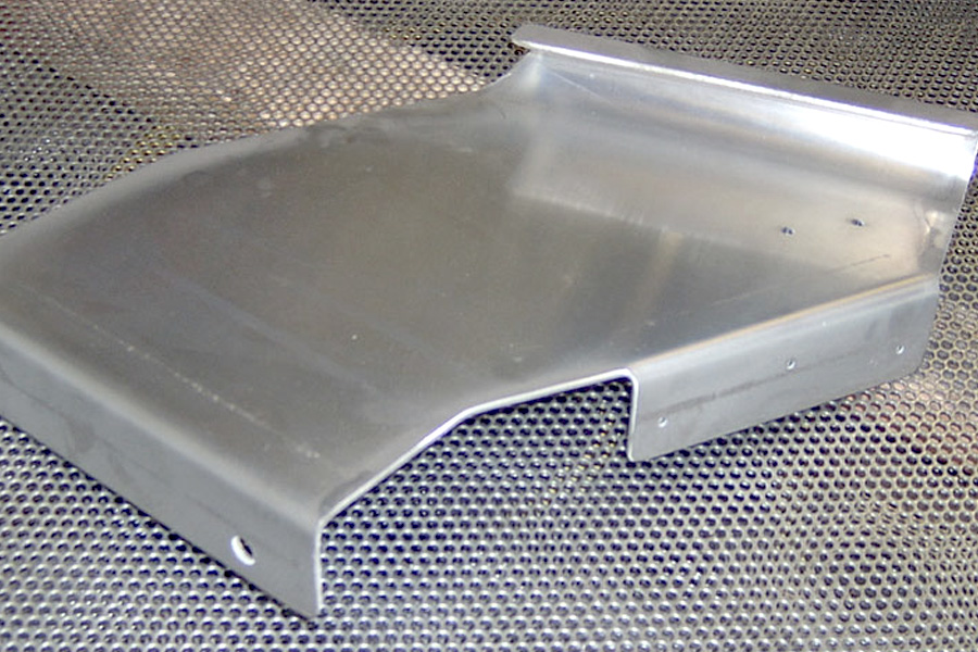 Custom Steel forms and plates